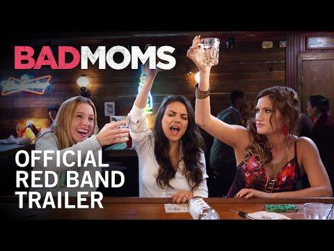 Трейлър на Палави мамчета / Bad Moms (2016)