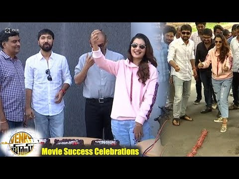 Venky Mama Movie Success Celebrations