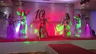 Cô Ba Sài Gòn dance cover - Vietcombank Card Center Issuance Dept