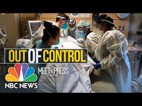 Meet The Press Broadcast (Full) - December 6th, 2020 | Meet The Press | NBC News
