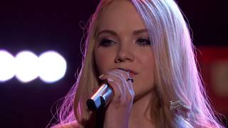 Maybe it Was Memphis → Danielle Bradbery (Live Playoffs) (HD)