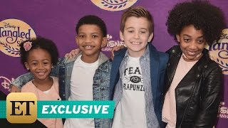 EXCLUSIVE: The Kids of 'This Is Us' Spill On-Set Secrets!