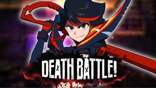 Ryuko is a Cut Above the Rest in DEATH BATTLE!