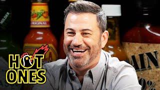 Jimmy Kimmel Feels Poisoned By Spicy Wings | Hot Ones