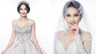 CẬN CẢNH bộ ảnh cưới của diễn viên Kim Hiền và chồng tại Mỹ sau 5 năm kết hôn!