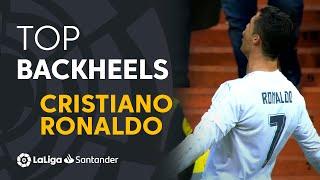BEST BACKHEELS Cristiano Ronaldo LaLiga Santander