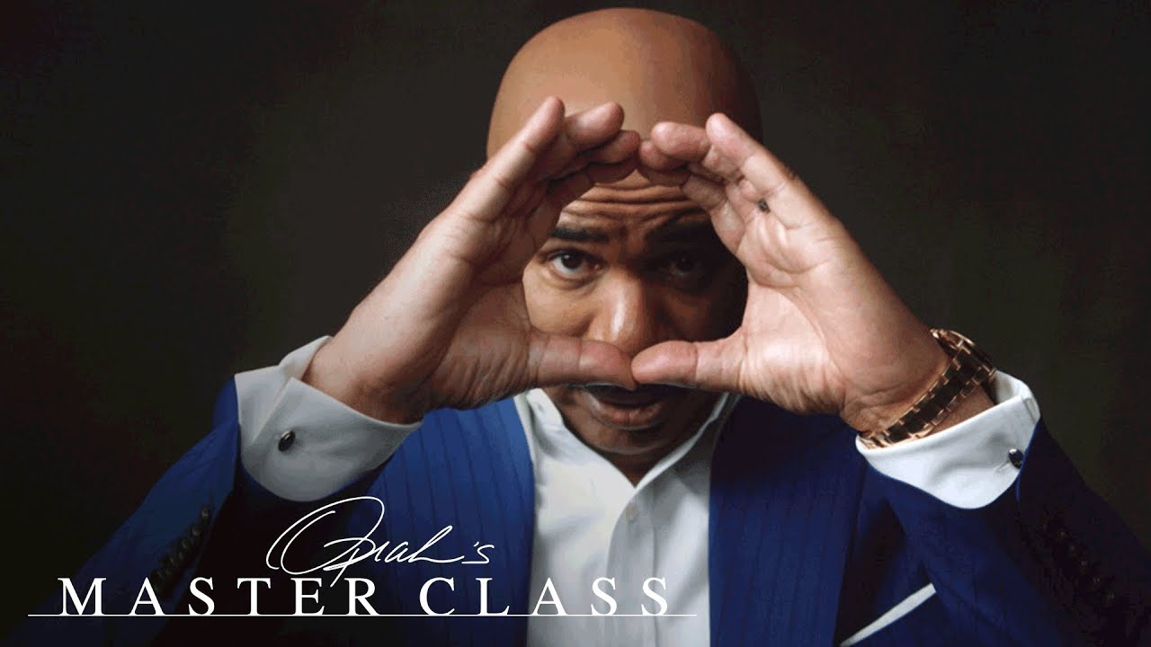 How Steve Harvey's Master Class Interview Is Different From Any Other | Oprah's Master Class | OWN