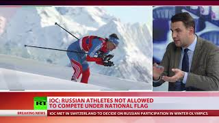 No flag, no anthem: Details of IOC Olympic ruling on Russia