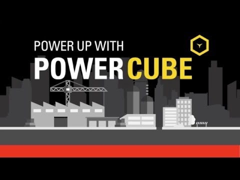 Power Cube - more Power, less footprint.