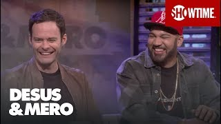Bill Hader's Hilariously Accurate NYC Impressions | Extended Interview | DESUS & MERO | SHOWTIME