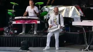 "Howard Jones ""Like to Get to Know You Well"" Greek Theater July 24, 2016"