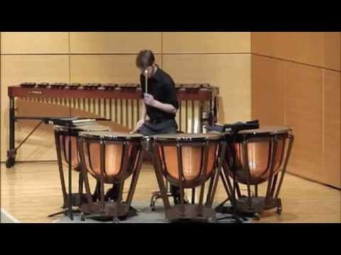 A performance from my Senior Recital at Central Michigan University (2011)