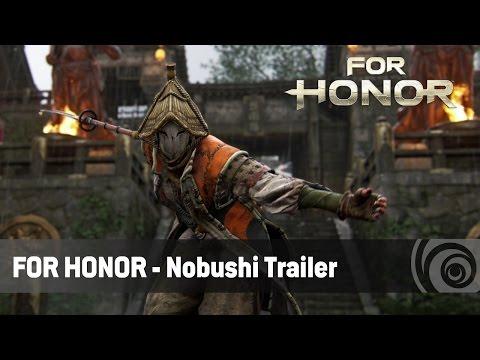 For Honor - Trailer Nobushi [IT]