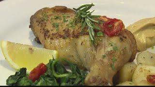 New chef inspires new dishes at Vintage Café Café