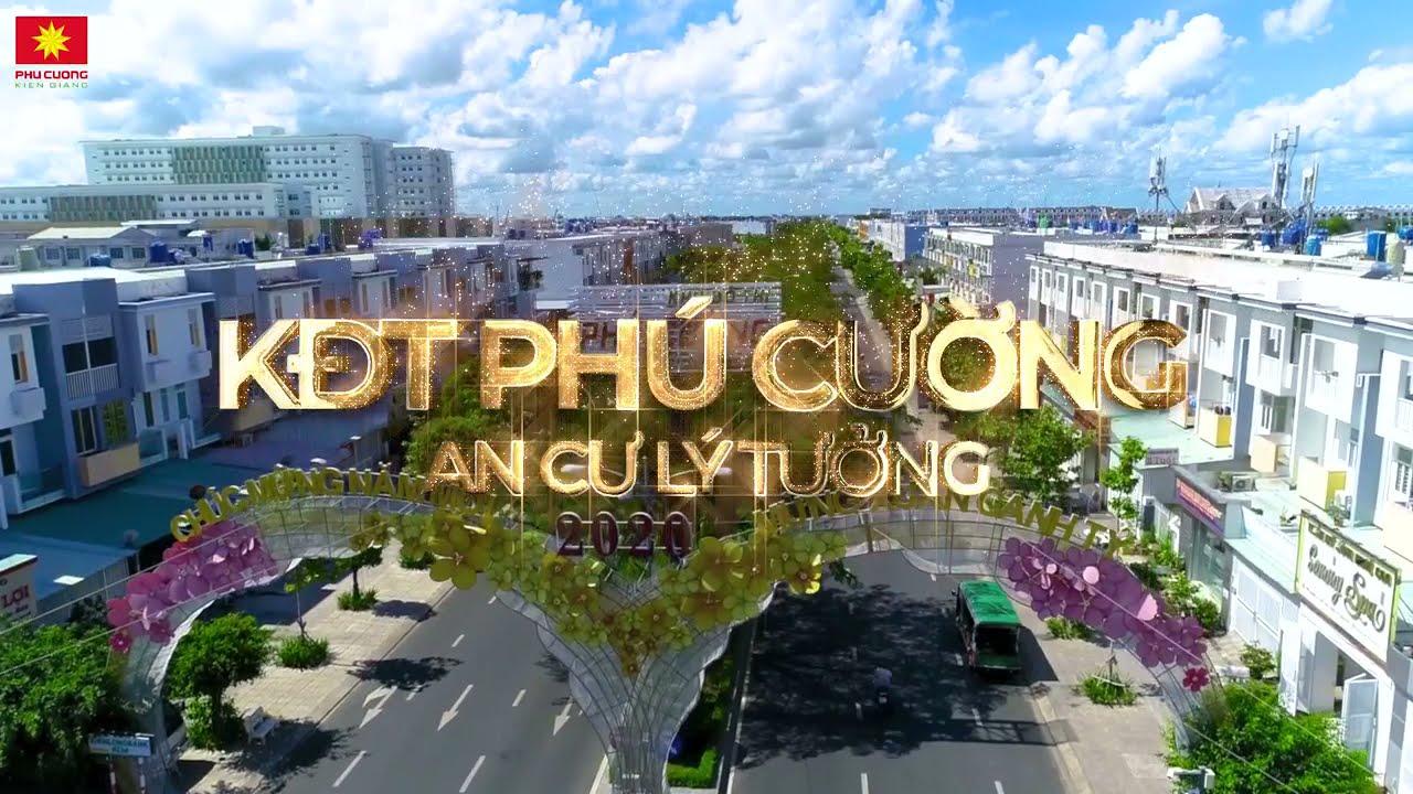 Biệt thự song lập Phú Cường, Đảo Phú Gia, nơi đáng sống bậc nhất tại thành phố Rạch Giá. 0949862139 video