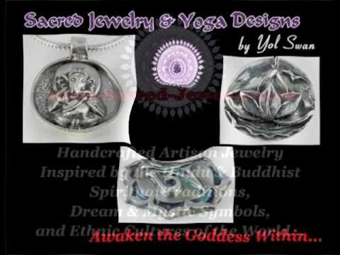 Yoga Jewelry by Sacred Jewelry & Yoga Designs