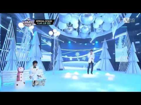 121220 White love - K-will Soyou (Sistar) Jeongmin (Boyfriend)