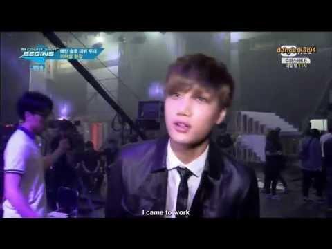 [Eng Sub HD] 140821 EXO Kai Pretty Boy M!Countdown Begins