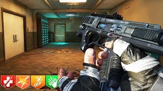 'NEW' OUTBREAK RESEARCH FACILITY ZOMBIES, THIS MAP IS MASSIVE!!! (COD Custom Zombies)