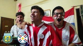 ARGENTINA (1) vs PARAGUAY (1)   Reaccionando al partido