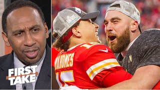 Patrick Mahomes wouldn't be as great without his offensive weapons – Stephen A. | First Take