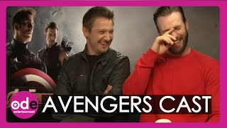 Avengers: Age of Ultron cast play 'Who Would You Call?'