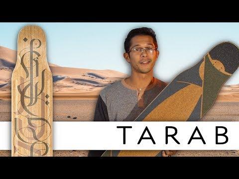 Video LOADED BOARDS Deck TARAB Flex 2