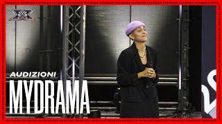 MYDRAMA conquista i giudici con tha Supreme e Mara Sattei | Audizioni 1