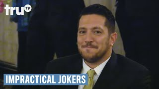 Impractical Jokers - Best Man Speech Goes Horribly Wrong (Punishment) | truTV