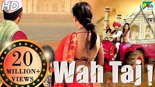 WAH TAJ Full Movie HD 1080p | Shreyas Talpade & Manjari Fadnnis | Bollywood Comedy Movie