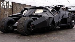 "The Dark Knight Trilogy ""Creating Batmobile"" Featurette (2005/2012)"