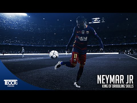 Neymar Jr ●King Of Dribbling Skills● 2016  HD 