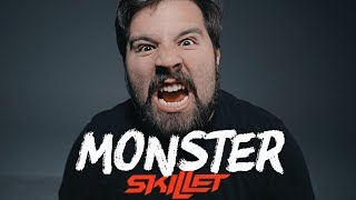 SKILLET - MONSTER (Metal Cover) by Caleb Hyles and Jonathan Young