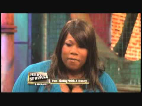 Tranny On Jerry Springer 113