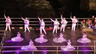 Costa Rican folk dance: Nachibiri, Ticas lindas, Gamonal & Tambito