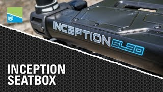 Video thumbnail for INCEPTION SEATBOX Preston Innovations Match Fishing Videos