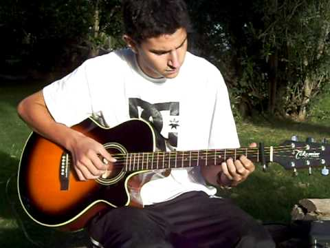Naruto - Sadness and sorrow Guitarra