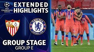 Sevilla vs. Chelsea: Extended Highlights | UCL on CBS Sports