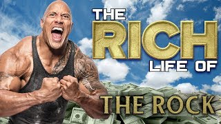 Dwayne The Rock Johnson | The Rich Life | Forbes Net Worth 2019 ( Cars, Mansions, Gym & more )