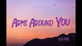 XXXTENTACION feat Lil Pump, Swae Lee, Maluma - Arms Around You (Lyrics Video)