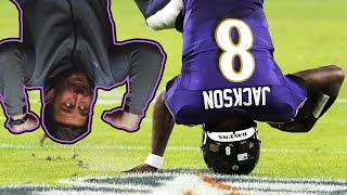 What Happened to Lamar Jackson? Ravens vs Titans Playoffs