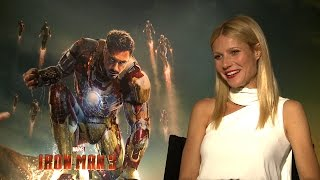 Gwyneth Paltrow Speaking Perfect Spanish! [Complete Interview]