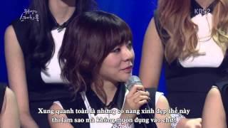 [Vietsub + Kara] 140314 KBS2 You Hee Yeol's Sketchbook E224 - SNSD (1/2)