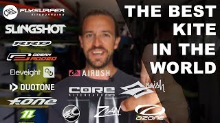 THE BEST KITE IN THE WORLD! - the epic truth about kitesurfing kites - the epic gust