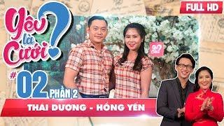 Câu chuyện 'răng đen' và mối tình hậu tham gia 'Bạn Muốn Hẹn Hò' | Thái Dương - Hồng Yến | YLC #2 💖