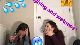 mary and nori laughing at nothing for 5 minutes straight🤣| try not to laugh/ water in ur mouth|