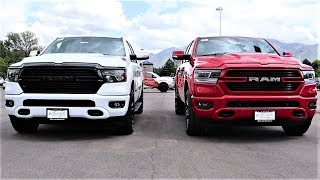 2020 Ram 1500 Laramie Vs 2020 Ram 1500 Big Horn: What Is The Difference?