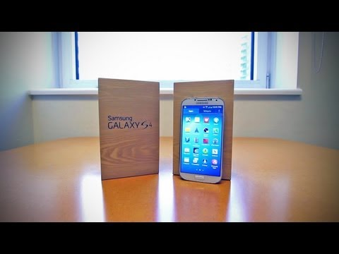 video Samsung Galaxy S4