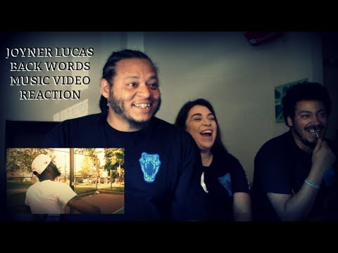 Joyner Lucas Back Words music video reaction