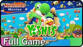 Yoshi Crafted World - Full Game (2 Players)